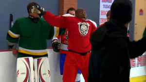 Blue Mountain State: Football Guys Join The BMS Hockey Squad