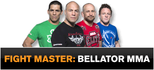 FIGHTMASTER: Bellator MMA  starts tomorrow. Who is the strongest?