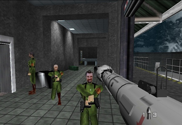 The Evolution Of First-Person Shooter Games