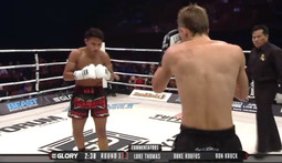 Glory 17: Yodkhunpon Sitmonchai vs Gabriel Varga