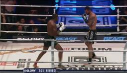Glory - Last Man Standing: Wayne Barrett vs. Bogdan Stoica