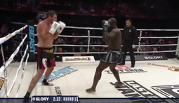 Glory - Last Man Standing: Filip Verlinden vs. Melvin Manhoef