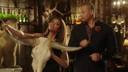 Taraji P. Henson And Terrence Howard - Hilarious Outtakes