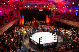 Impact Wrestling in NYC