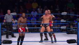 Handicap Match: Bobby Roode vs. MVP & Kenny King
