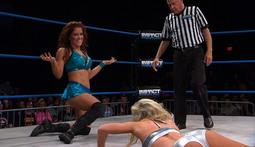 Knockouts Match: Madison Rayne Vs. Taryn Terrell