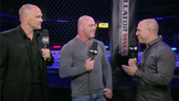 Kurt Angle and Bjorn Rebney on the IOC, Olympic Wrestling