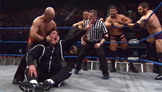 IMPACT WRESTLING Feature Match: Roode, Aries & Bad Influence vs. Guerrero, Hernandez, Storm & Park