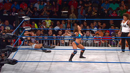 IMPACT WRESTLING Feature Match: Miss Tessmacher vs. Mickie James
