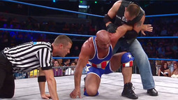 IMPACT WRESTLING Feature Match: Kurt Angle vs. Mr. Anderson