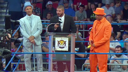 Bobby Roode's Hall of Fame Induction