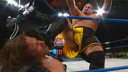 Chris Sabin vs. Samoa Joe