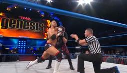 Title vs. Contact: Magnus Vs. Sting