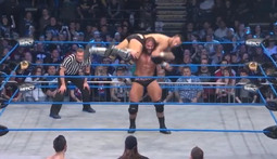 World Heavyweight Championship: Magnus Vs. Gunner