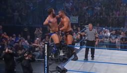 World Heavyweight Championship: Eric Young Vs. Bobby Roode