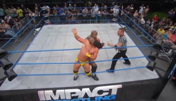 Eric Young Vs. Bobby Lashley