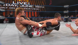 Eddie Edwards vs Davey Richards