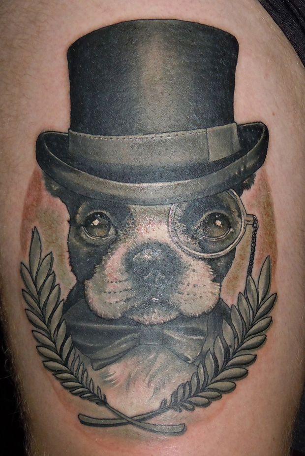 Craig Foster Ink Master Tattoos