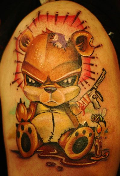 Tatu Baby Ink Master Tattoos