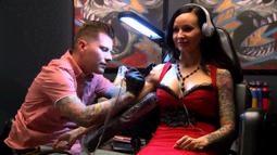Elimination Tattoo: Geishas: Part III