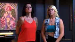Flash Challenge Preview: Virgin Tattoos: Part III