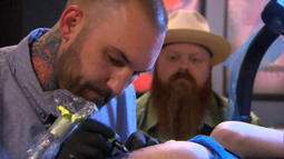 Season Premiere - Elimination Tattoo Preview: Inking With The Enemy: Part IV