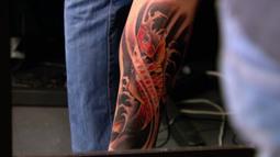Elimination Tattoo: Koi Fish: Part III