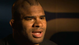 Alistair Overeem Exclusive Interview
