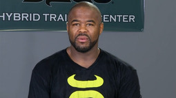 Rashad Evans Talks Jon Jones