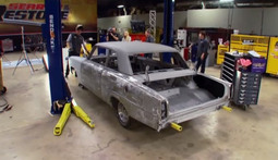 Search & Restore: '67 Chevy II Part 2
